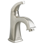 2555101295 D-w-o As Town Square Pvd Satin Nickel Ada Lf 1 Hole 1 Handle Bathroom Sink Faucet 1.2 Gpm CATO117L,2555.101.295,2555101295,012611483653