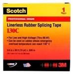 130c-3/4x30ft 3m Scotch Black Rubber Insulation Tape CAT721,S130C3430,130F,130C,ETS,3MST,3MS130C3430,S130C,3MET,05400741717,