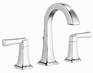 7353801002 As Townsend Polished Chrome Ada Lf 6 To 12 Widespread 3 Hole 2 Handle Bathroom Sink Faucet 1.2 Gpm CAT117L,7353.801.002,012611581113,7353801002