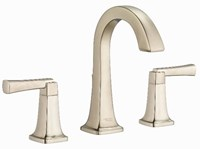 7353801295 As Townsend Pvd Satin Nickel Ada Lf 6 To 12 Widespread 3 Hole 2 Handle Bathroom Sink Faucet 1.2 Gpm CAT117L,7353.801.295,012611581090,7353801295