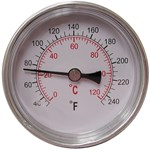 1449 Pasco 40 To 240 Degree F Dial Male Threaded Thermometer J40703 CATPAS,J40703,717510407730,JDT,JONJ40703,671451144904,