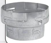 4min5 Metal-fab 4 X 5 Round Increaser CAT340MF,622417432610