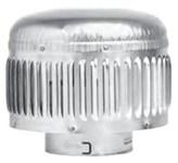 """5mchp Metal-fab 5"""" Style """"m"""" Round Vent Cap CAT340MF,M5C,622417373838"""