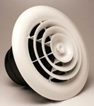 81911 Rectorseal 8 High Impact Polymer Ceiling Diffuser CAT271,81911,021449819114,