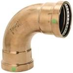 20633 Viega 4 Copper Propress Xl-c 90 Elbow Press X Press CAT539P,20633,20633,20633,20633,20633,691514206332,PPLN,green,VIEGA GREEN,LEAD FREE,RID20633