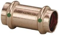 78172 Viega 1/2 Copper Propress Coupling No Stop Press X Press CAT539P,78172,PPRCD,30691514781724,53935060,691514781723