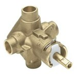 2520 Moen Brass Rough-in Posi-temp Pressure-balancing Cycling Tub And Shower Valve 1/2 In Cc Connection CAT161,2520,026508073001,2520,T2152BN,T2152ORB,T2502BN,T2502ORB,T2153BN,T2153ORB,T2503BN,T2503ORB,T14278SSLHP,T14278RBLHP,T14255SSLHP,T14255RBLHP,T14478SSLHP,T14478RBLHP,T14455SSLHP,T14455RBLHP,2520,999000074671,OMP,OM,62320,T2152BN,T2152ORB,T2502BN,T2502ORB,T2153BN,T2153ORB,T2503BN,T2503ORB,T14478LHP,16102175,