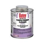 30796 Oatey 16 Oz Purple Primer/cleaner CAT468O,OP16,01907012,HP16,50038753307966,JIM,038753307961