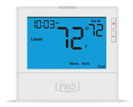 T855s Remote Sensor Compatable Programmable Thermostat CAT330R,MFGR VENDOR: RUUD,PRCH VENDOR: RUUD,