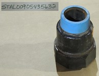 "2"" Style 90 Male Adapter 0744-082 Not Factory Fresh Packaging - Status L CATD616,61221218,STALD616,"
