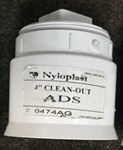 "0474ag 4""nyloplast Cleanout"