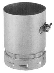 4eua-m Amerivent B Vent Universal Male Adapter CAT340A,4EUAM,PRCH VENDOR: 117450,4E53,