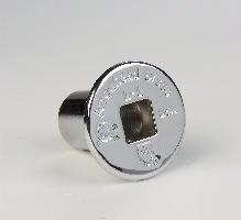 44 Polished Chrome Flange For 258/259 Valve CAT207A,44,690043458281