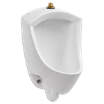 6002.001.020 Pintbrook Urinal, Ts, Wht CAT111C,6002001020,791556091016,