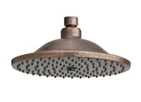 1660.610.224 D-w-o 10 Rain Showerhead Oil Rubbed Bronze CATO117L,1660.610.224,012611502293