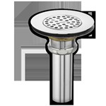 4311.023.002 Grid Strainer Drain F/sink 3 1/2 Outlet A/s