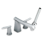 7010.901.075 D-w-o American Standard Green Tea Stainless Steel Pvd Deck Mount Faucet With Handshower CATO117L,7010.901.075,12611418235,012611418235