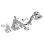 2555.921.002 D-w-o Town Square Deck-mount Tub Filler W/ Personal Shower - Lever CATO117L,2555.921.002,2555921002,2555,012611482793
