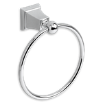 8338.190.002 D-w-o Ams Traditional Chrome Towel Ring CATD117ACL,8338.190.002,012611504365,8338190002,CATD117ACL,