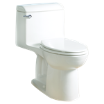 2034.314.020 As Champion 4 White Elongated Right Hand One Piece Toilet 1.6 Gpf With Seat CAT111CH,2034314020,2034.314.020,MFGR VENDOR: AS,PRCH VENDOR: AS,033056697863,