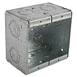 2-mbs Bowers 2 Gang Shallow Masonry Box CATD724,BOW2MBS,B2MBS,2MBS,2-MBS,CATDEV50,CATDEV99,CATDEV99,CATDEV99,CATDEV99,CATDEV99,D724,078172000501,