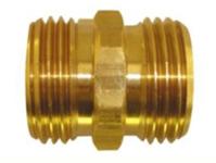 Hn34m 3/4 Mht X 3/4 Mht Brass Hose Nipple CATBRAH,693374007395,G20108,717510097221,HN34M,HU2212MH,MHA,25060750,G20008