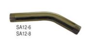 Sa12-6 1/2 Ips X 6 Brass Shower Arm- Chrome Plated CATBRAH,693374011651,R89,1185,SA6,141-013,SAP,25034208,S01030,141013,032888410138,084832450684,SA12-6,SAB6,SA0010