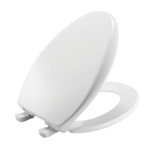 1200e4000 Bemis Sta-tite White Plastic Elongated Closed Front With Cover Slow Close Toilet Seat CAT180P,1200E3000,073088151100,1200SLOWT,1200SLOWT000,1200SLOW,1200E3,1200E4,1200E4000,1200T,SCT,SCTS,073088156631
