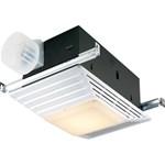 Broan 696 Fan/light 100 Cfm 16-3/4 In X 10-5/8 In X 2-1/8 In Grille