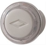 Broan Pb18lwhcl Pushbutton Nutone 13/16 In Round Pushbutton White Color Wired/wireless Wired