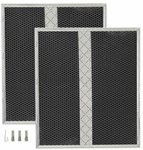 Broan Hpf36 Xd Non Ducted Replacement Charcoal Filter 14.624 In X 15.883 In X 5 In