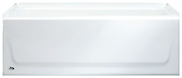 011330200 54 X 30 Steel Kona Right Hand Bath White CAT136,011-2302,0112302,2302,2714.100,2714100,0138014020,0138.014.020,2714100,STRH,RHST,STEEL TUB,008792106566