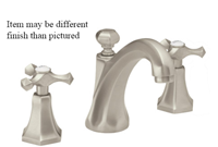 6302-pn Lf Polished Nickel (pvd) Widespread Faucet CATDCALF,6302-PN,