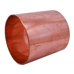4 Lf Copper Coupling (socket) W/ Dimple Tube Stop CAT453,CIC418,CICN,677706708600,677706706507