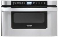 Kb6524psy Sharp 1.2 Cu Ft Microwave Drawer Ss