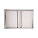 Vdd1 Rcs Valiant Stainless Double Door 33 In Wide CATRCS,MFGR VENDOR: RCS,MFGR VENDOR: RCS,