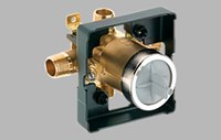 R10700-unws Delta Multichoice Universal Valve Body With In-wall Diverter Valve