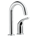 1903-dst Delta Chrome 134 / 100 / 300 / 400 Series Single Handle Bar / Prep Faucet