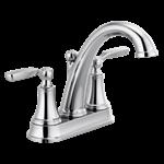 2532lf-mpu Chrome Delta Woodhurst Bathroom Faucet CAT160,2532LF-MPU,034449871525,2532LFMPU,2532CP,