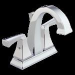 2551-mpu-dst Delta Chrome Dryden Two Handle Centerset Bathroom Faucet CAT160FOC,2551-MPU-DST,034449680745,2551MPUDST,MFGR VENDOR: DELTA,PRCH VENDOR: TDP,34449680745