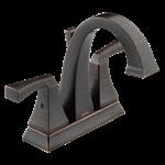 2551-rbmpu-dst Delta Venetian Bronze Dryden Two Handle Centerset Bathroom Faucet CAT160FOC,2551-RBMPU-DST,034449680752,2551RBMPUDST,34449680752