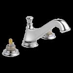 3595lf-mpu-lhp Delta Chrome Cassidy Two Handle Widespread Bathroom Faucet - Low Arc Spout - Less Handles CAT160FOC,3595LF-MPU-LHP,034449681865,3595LFMPULHP,MFGR VENDOR: DELTA,PRCH VENDOR: DELTA,34449681865,