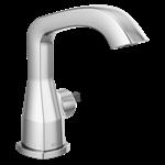 576-mpu-lhp-dst Delta Chrome Stryke Single Handle Faucet Less Handle