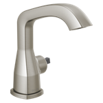 576-ssmpu-lhp-dst Delta Stainless Stryke Single Handle Faucet Less Handle