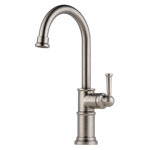 61025lf-ss Brizo Stainless Artesso Single Handle Bar Faucet CAT160BR,61025LF-SS,034449734806,34449734806