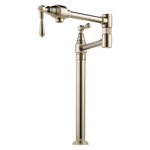 141-ss-dst Stainless Delta Collins Single Handle Kitchen Faucet