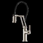 2520lf-mpu Chrome Delta Classic Two Handle Centerset Bathroom Faucet