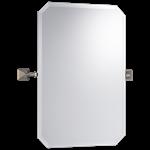 698030-bn Brizo Brushed Nickel Virage Wall Mirror