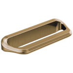 699198-gl Brizo Luxe Gold Levoir Drawer Pull