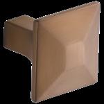 699240-bz Brizo Brilliance Brushed Bronze Vesi Drawer Knob